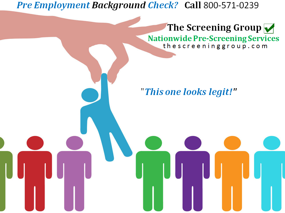 how to get a criminal background check for employment